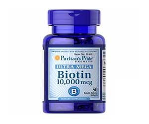 Puritan's-Pride-Premium-Biotin-10,000-MCG-Pills-Reviews