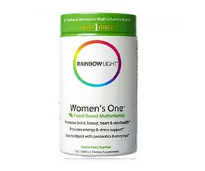 Rainbow-Light-Women's-One-Food-Based-Multivitamin-Tablets-Reviews-