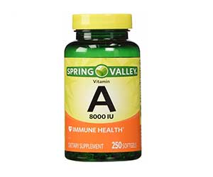 Spring-Valley-Vitamin-A-Capsules-Reviews