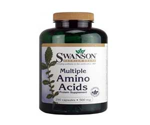 Swanson-Multiple-Amino-Acids-Capsules-Reviews