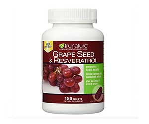 TruNature-Grape-Seed-Extract-and-Resveratrol-Tablets-Reviews