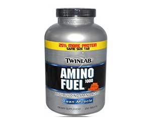 Twinlab-Amino-Fuel-1000-Body-Building-Amino-Acids-Tablets-Reviews