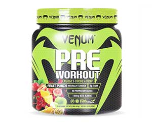 Venum-Pre-Workout-Powder-Drink-Reviews