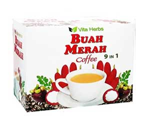Vita-Herbs-9-in-1-Buah-Merah-Coffee-Mix-Reviews