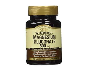 Windmill-Magnesium-Gluconate-500mg-Reviews
