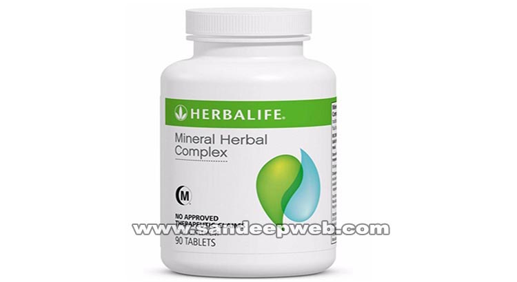 when to take herbalife mineral herbal complex