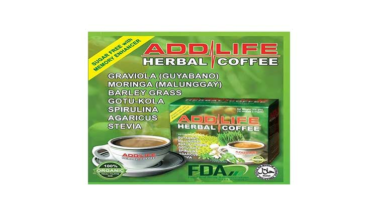 what is herbal coffee